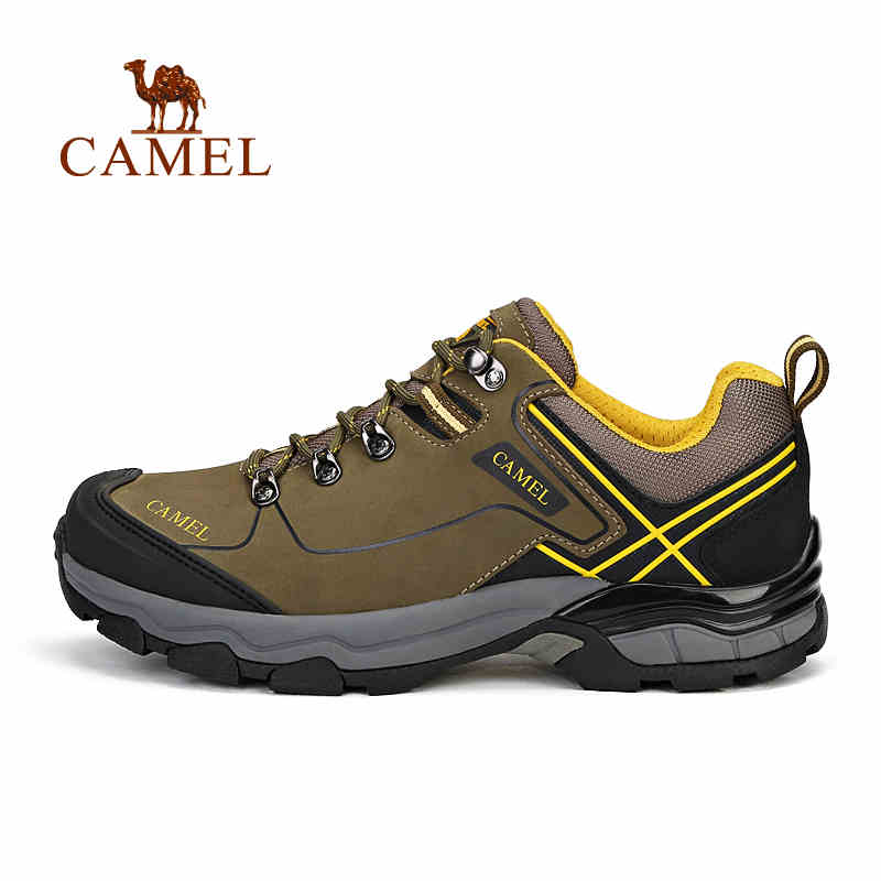 CAMEL New Arrival Men Outdoor Shoes Brand Quality Antiskid Breathable Hiking Tekking Hunting Tourism Climbing Mountain Sneakers new arrival mountain