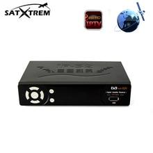 IP-S2 Plus DVB-S2  IPTV Box Full HD 1080P Digital Satelliter tv Receiver support cccam server for 1 year iptv free shipping
