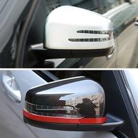 Car ABS Chrome Side Rearview Mirror Cover Trim for Mercedes Benz A B GLA CLA GLK C E Class W204 W212 X156 W218 W176 C117 W176