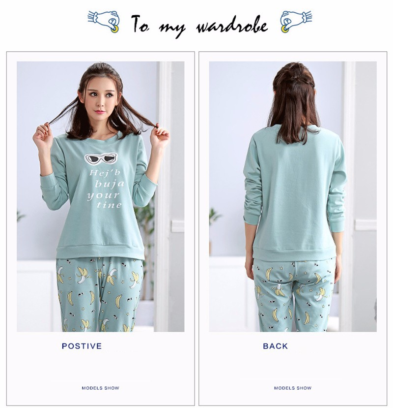 lovers pajamas couple sleepwear 06