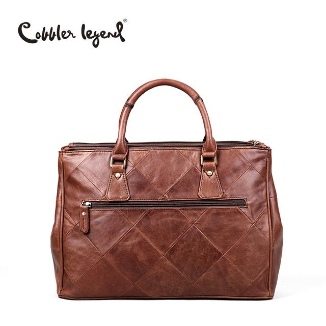 Cobbler Legend 2017 New Fashion Brand Cow Leather Women Handbag Big Messenger Bag Crossbody Bag Shoulder Female Tote Bag 8118092