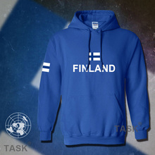 Finland hoodies men sweatshirt sweat suit hip hop streetwear socceres jerseyes footballer tracksuit nation Finnish flag Finn FI