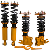 Adj. Height Coilover Coilovers for Nissan S13 Silvia 180SX 240SX 88 94 Shock Kit|Shock Absorber& Struts|   -