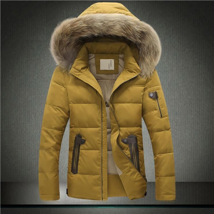 Winter Jacket Men Casual Thick velvet Warm Jackets Anti freezing Parkas hombre Mens cotton army Hooded jacket long trench coat winter jackets men plus size parkas fashion cotton padded warm winter coat plus velvet thick hooded over coat down army green