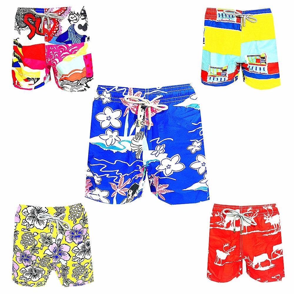 47936a8fab7 Detail Feedback Questions about 5 Pcs/lot 2019 Brand Vilebre Beach Board  Shorts Men 100% Quick Dry Boardshorts Male Sexy Swimwear Bermuda Mens  Bathing ...