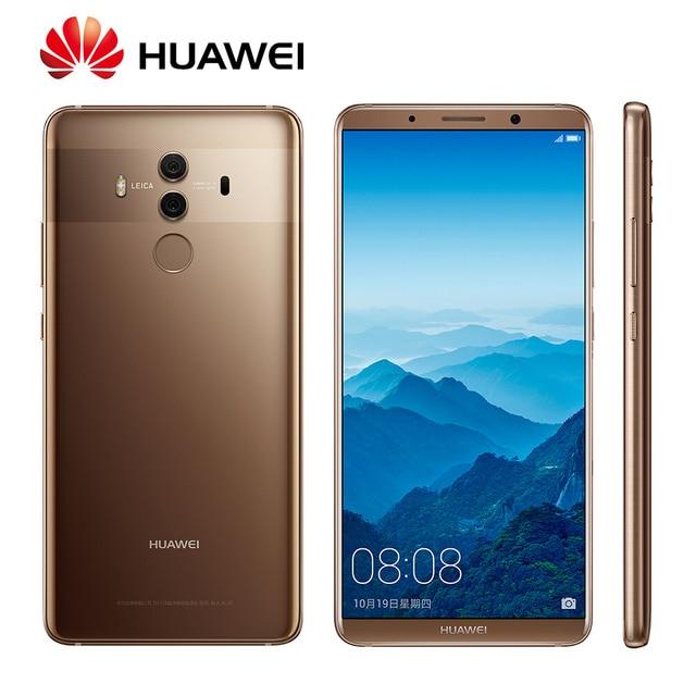 Global Rom Huawei Mate 10 Pro OTA Update Kirin 960 Octa Core...