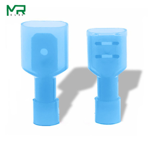 FDFN2-250 +MDFN 2-250 blue NYLON Male Female male electric wire connections Crimp Terminal Connectors