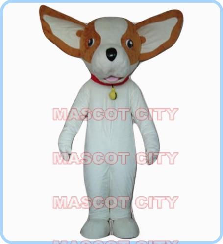 mascot chihuahua mascot costume wholesale adult size cartoon puppy dog chihuahua costumes carnival fancy dress 2629