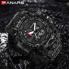 Мужские Военные Спортивные часы 2018 наручные часы лучший бренд класса люкс мужские часы Relogio Masculino водостойкие кварцевые наручные часы Meskie для
