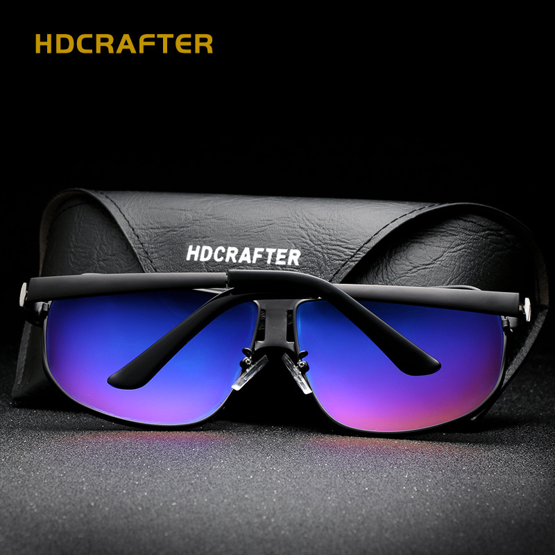 fc625d64c7 Women Men Polarized Sunglasses Fashion Eyewear 2018 Driving Oculos unisex  Goggles Lunettes De Soleil Pour Hommes Russia Hot HD-in Sunglasses from  Apparel ...