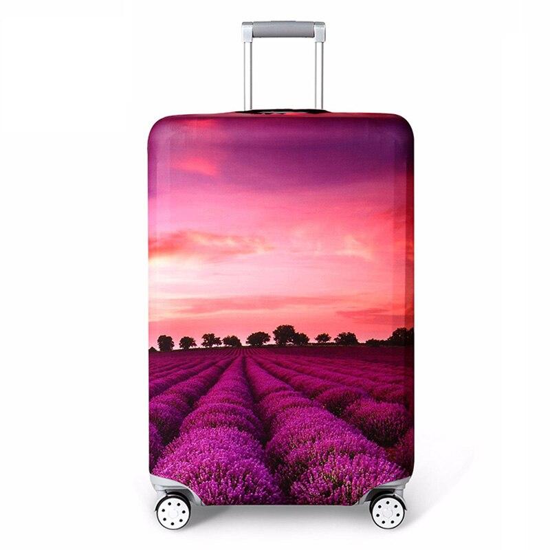 Thickening elastic cloth suitcase 1