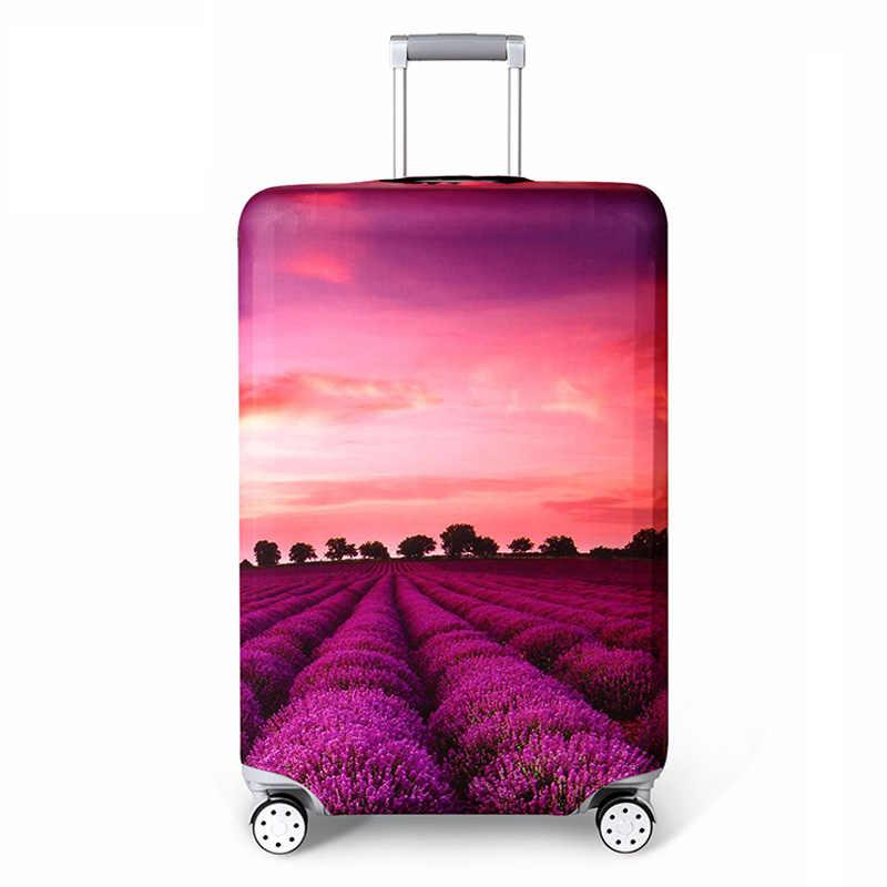 REREKAXI Сгущает Эластичный Чемодан для одежды Защитная крышка для чемодана, 18-32 дюймов тележки пыли чехол покрывает, дорожная сумка крышка багажника
