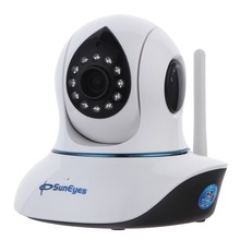 SunEyes SP-TM01WP 720 P HD 1.0MP Cámara Inalámbrica Wifi Red CCTV Cámara IP Pan/Tilt IR Cut P2P soporte