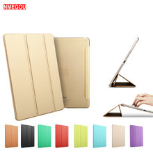 Ultra Slim PU Leather Flip Folio Stand Shockproof Cover Case voor Apple IPad Mini 1 2 3 4 Tablet Gevallen voor I Pad Ipadmini Mini4(China)