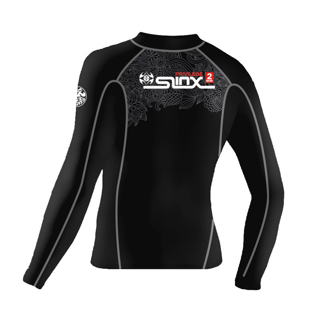 SLINX  2mm neoprene wetsuit jacket/pant for men diving snorkeling jacket swimming surfing top clothes size Unisex s to 3XL