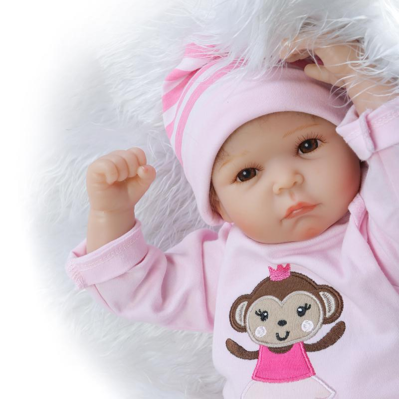 Bebes reborn NPKCOLLECTION brand silicone reborn baby dolls toys for children gift cute real alive baby doll rebornBebes reborn NPKCOLLECTION brand silicone reborn baby dolls toys for children gift cute real alive baby doll reborn
