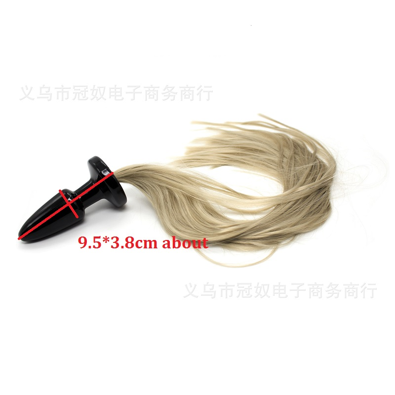 Silicone Fox Tail Butt Plug Sex Toys For Women sexy Products For Couples Adult games butt plug anal Sex Horse Tail Anal Plug