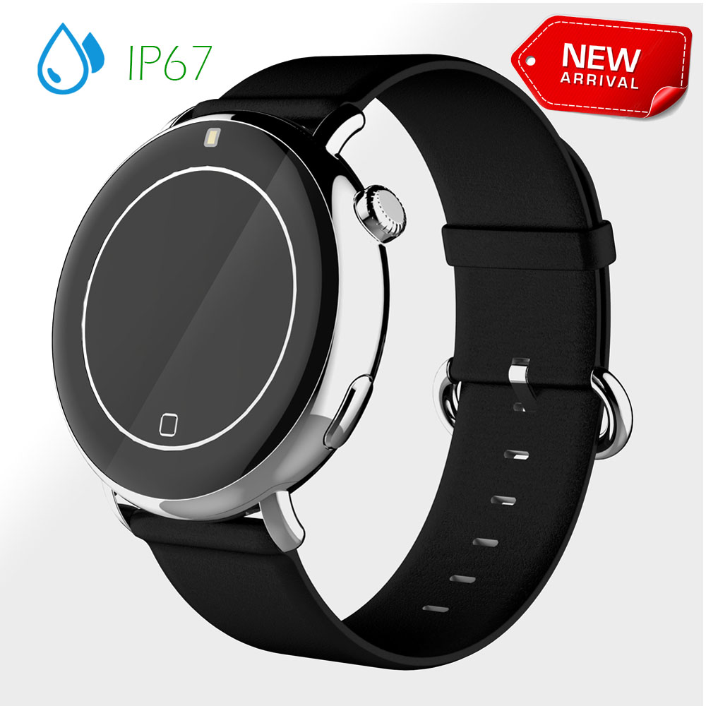 2016 New Waterproof Smart Watch C7 SmartWatch 1 22 Wristwatch Bluetooth 4 0 Siri GSM Heart