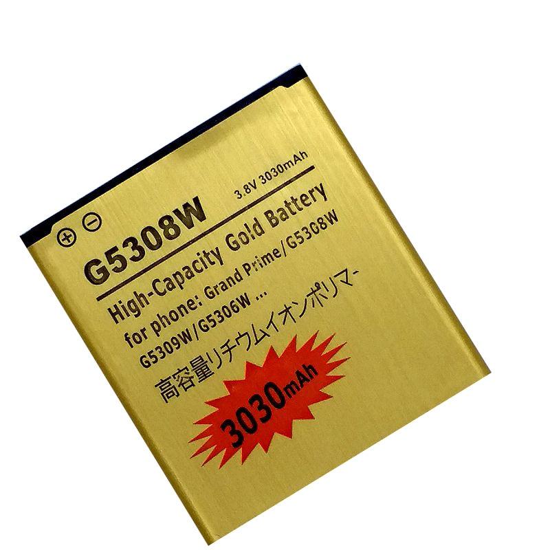 EB-BG530BBC EB-BG530CBE Bateria Replacment para Samsung Galaxy Grande Prime G5308W G5309W G5306W Acumulador Baterias Internas