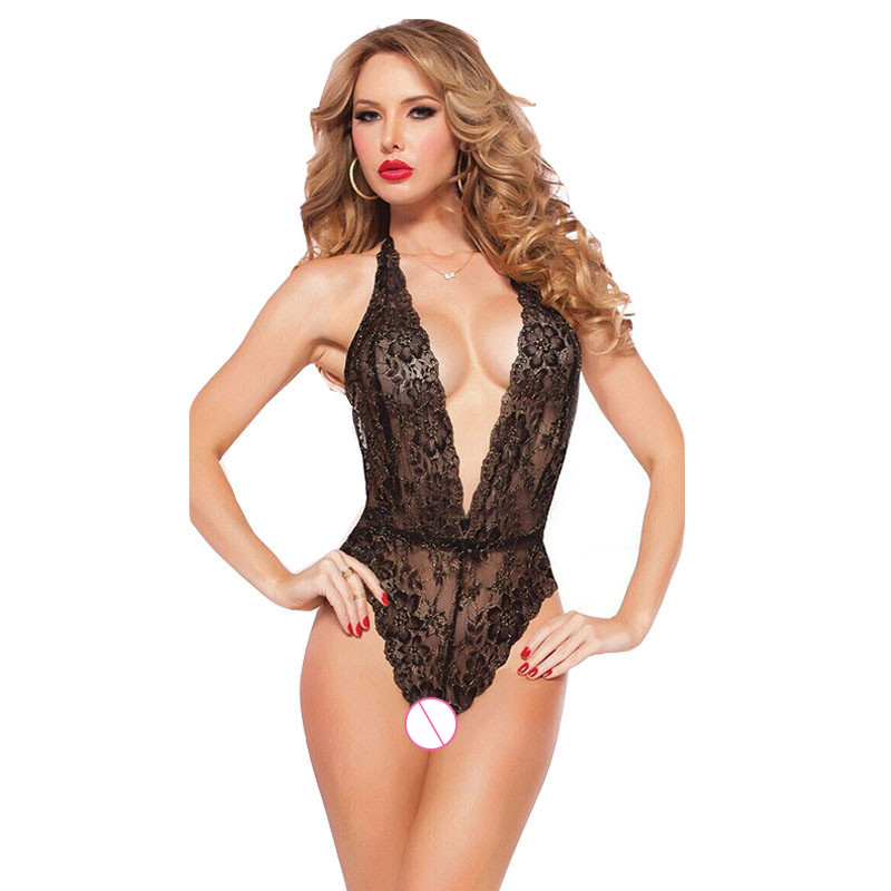 Sexy Costumes Temptation Babydoll Open Bra Set Porno Lingerie Sexy Hot Erotic Underwear Exotic Apparel Women Sex Shop Lenceria