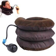 Air Cervical Neck Back Shoulder Pain Relief Massager