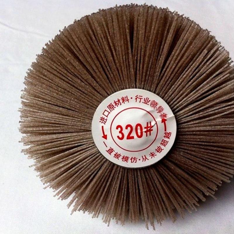 Desgaste de alivio de talla de raíz de muebles de madera - Cepillo - Abrasivos - foto 4