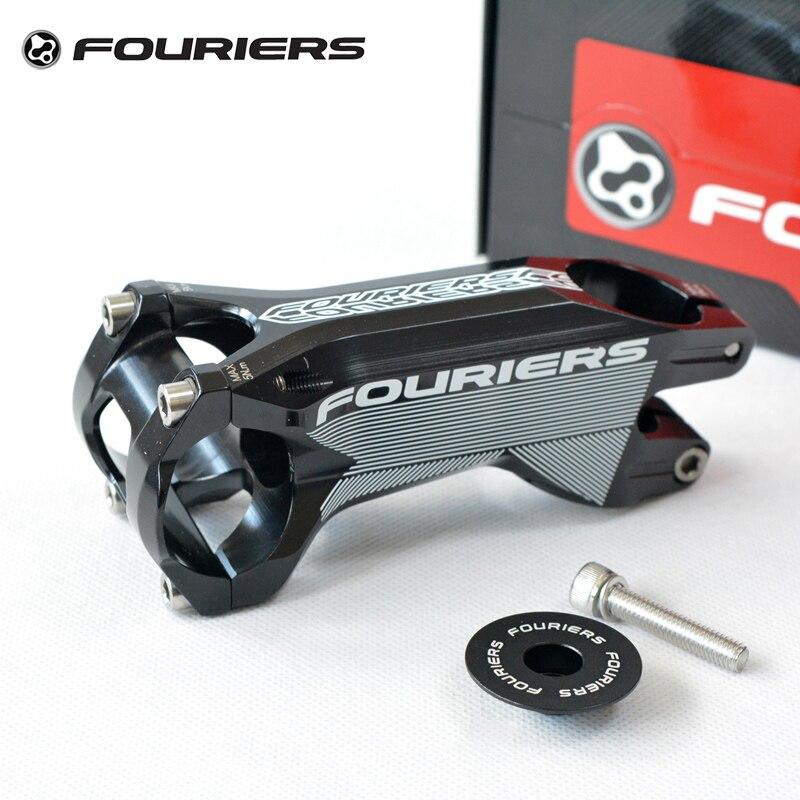 Fouriers Alunimum vtt XC tige 17 degrés 31.8mm barre alésage 28.6mm 1 1/8