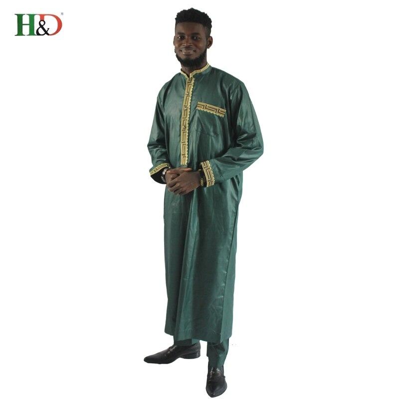 Δωρεάν αποστολή Αφρικανική Dashiki Riche - Εθνικά ρούχα - Φωτογραφία 5