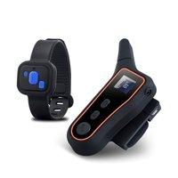 3000M Full Deplux Bluetooth Intercom Motorcycle BT Interphone Motor Riding Intercom System