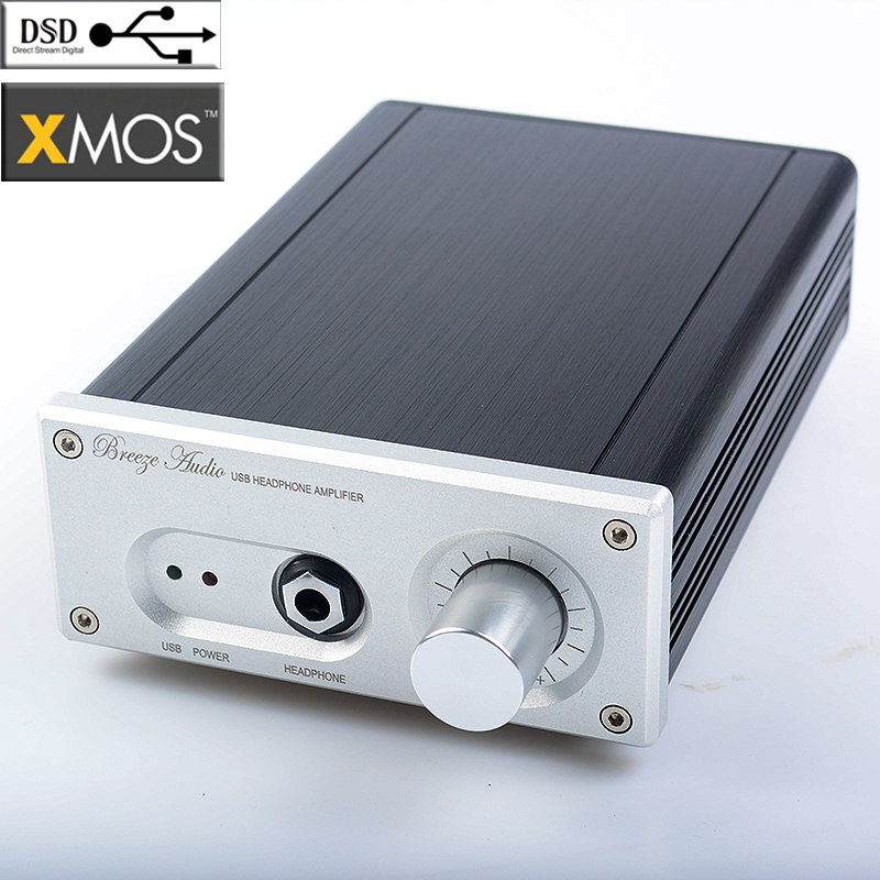 Breeze Audio U8 USB DAC OP275 * 2  LM49860  ES9018K2M XMOS parallel decoding machine a amp audio amplifier Support DSD dolby surround sound audio processor usb decoding dac pre amp usb sound card