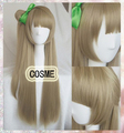 New arrival Love Live! LoveLive! Minami Kotori lovely straight cosplay wig anime hair free shipping