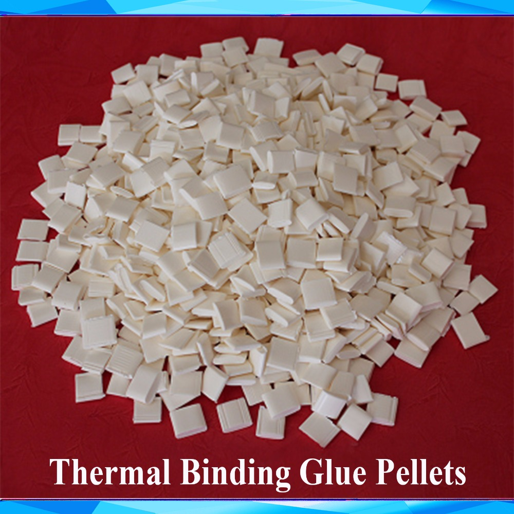 Binder-Filling-Supplies Glue Binding-Machine-Patch 1lb Thermal-Book Hot-Melt White Electricity