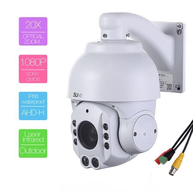 507-AHD20XW similar to SDI & TVI & CVI Analog HD 1.0MP 2.0MP AHD Speed Dome Camera with BNC PTZ function