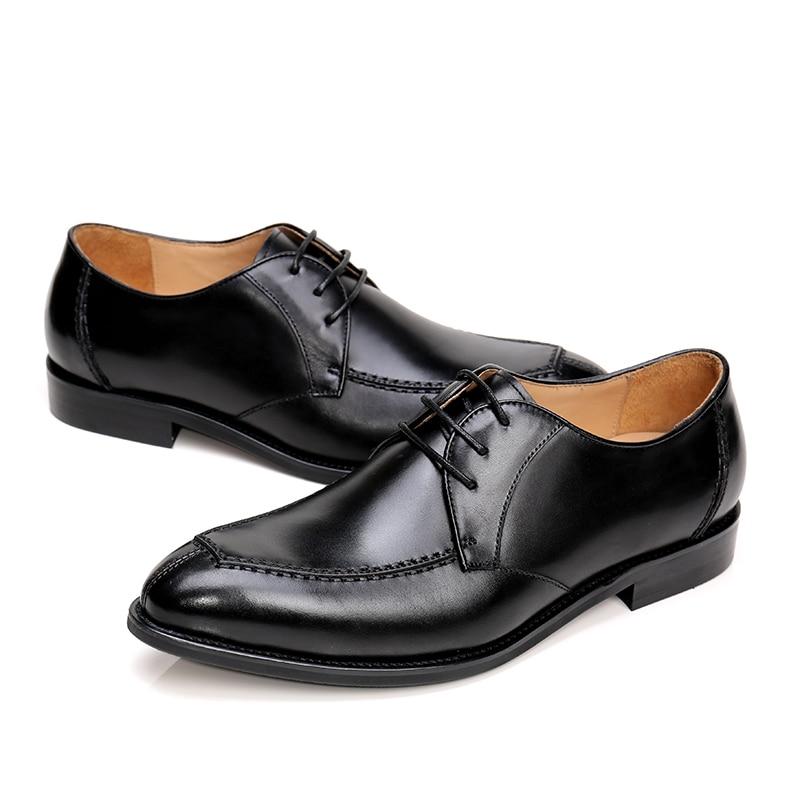 2017 new fashion italian designer formal mens dress shoes