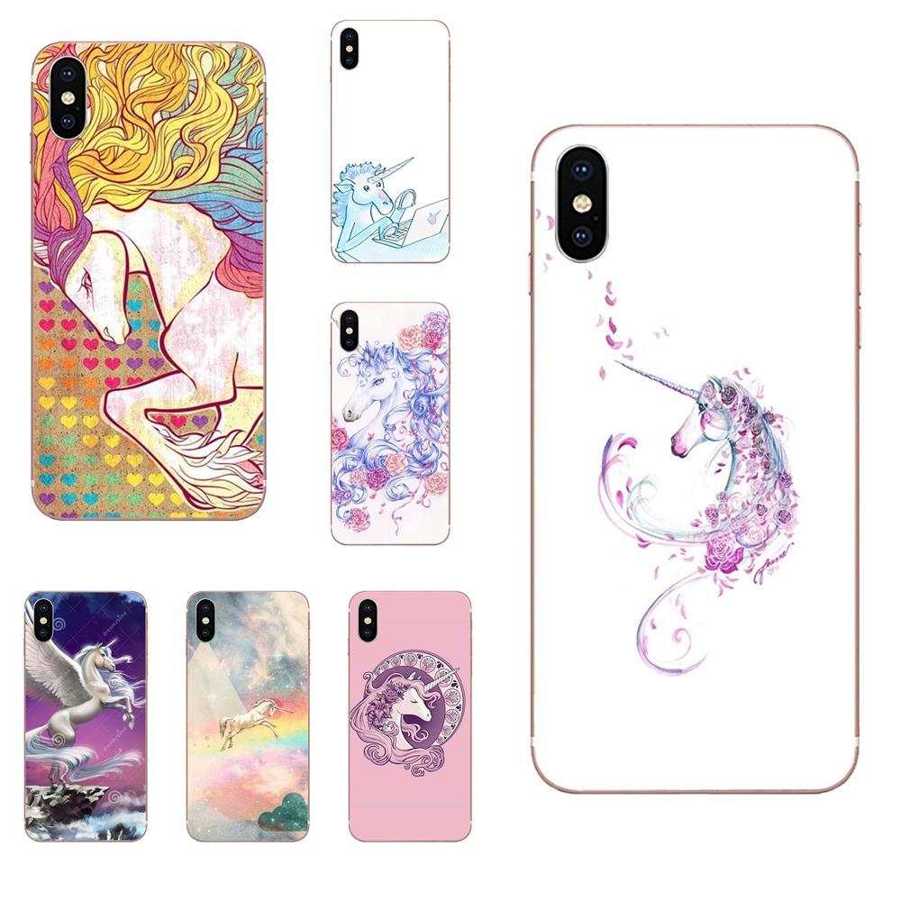Painted Unicorn Case for Xiaomi Mi Mix