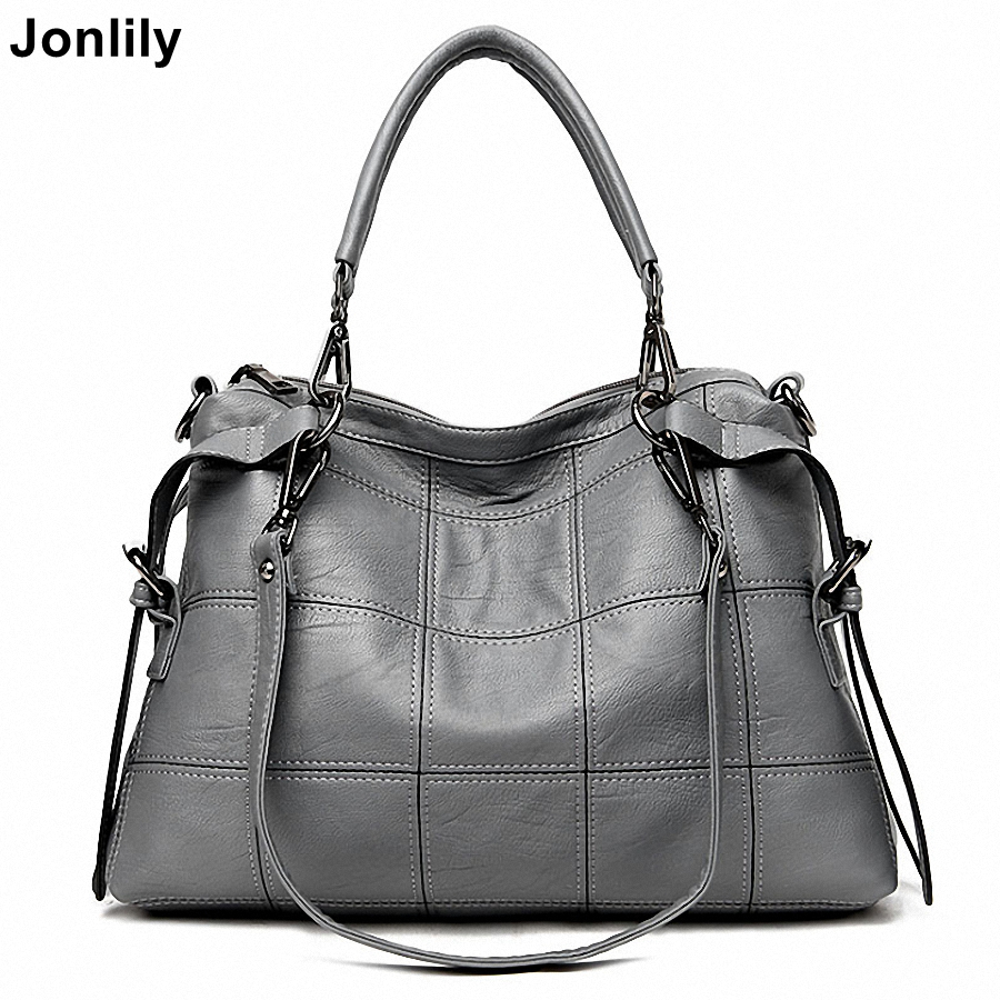 Jonlily Women Fashion Totes PU Leather Shoulder Bags Handbags for Ladies and Girls -KG009Jonlily Women Fashion Totes PU Leather Shoulder Bags Handbags for Ladies and Girls -KG009