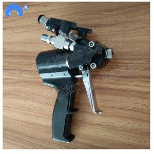 Image 3 - مسدس رش للرغاوي من البولي يوريثين P2 بندقية رش تطهير الهواء