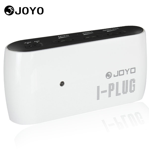 buy joyo i plug guitar headphone amplifier with built in overdrive sound. Black Bedroom Furniture Sets. Home Design Ideas