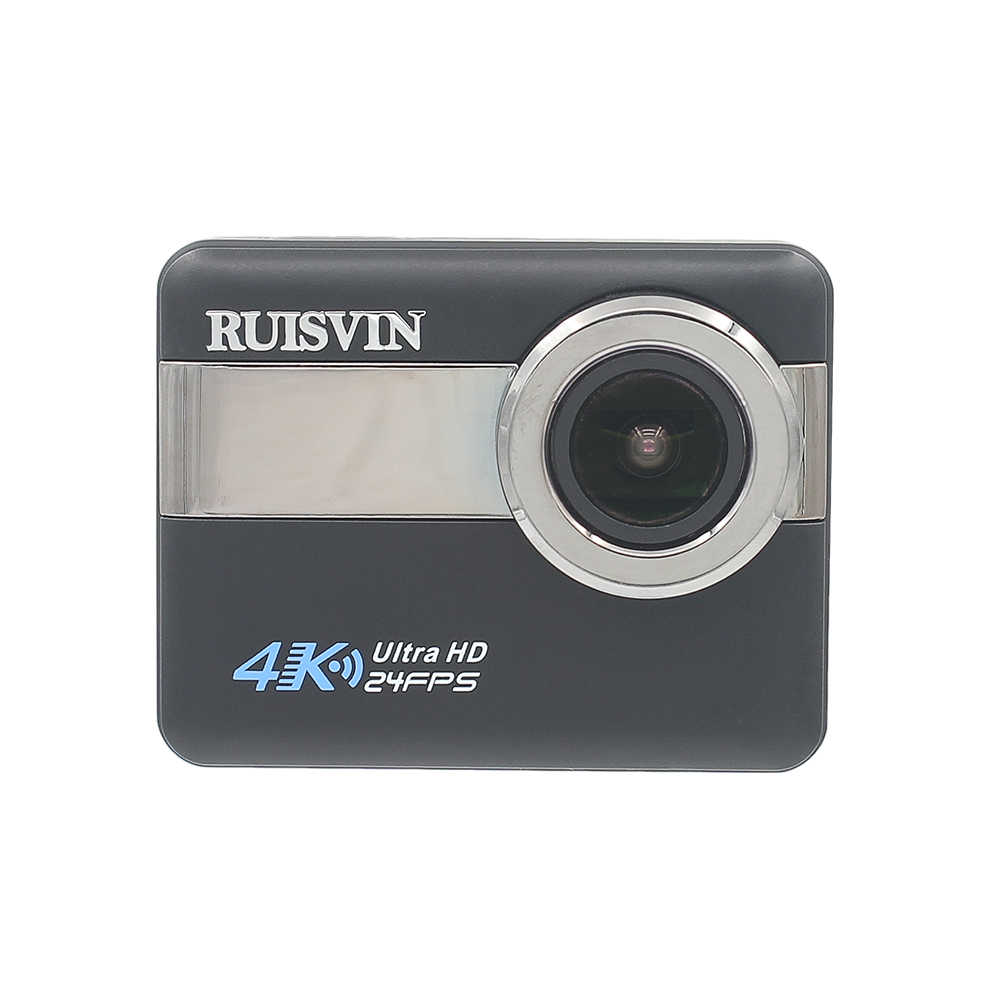 RUISVIN S60 Ultra HD 4K Action Camera Notavek 96660 30m waterproof 2.31' Touch Screen 1080p sport Camera go extreme pro cam