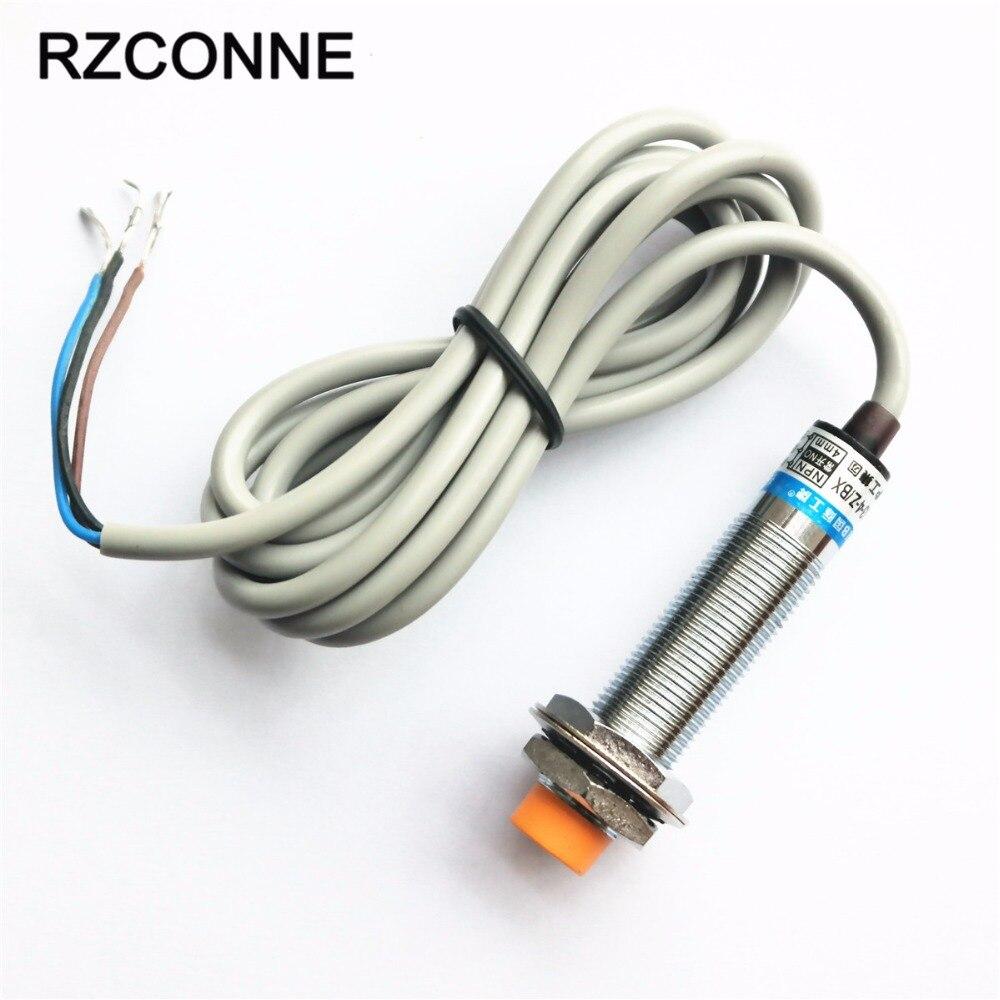 LJ12A3-4-Z/BX NPN DC6-36V Inductive Proximity Sensor Switch for 3D Printer Auto Leveling New
