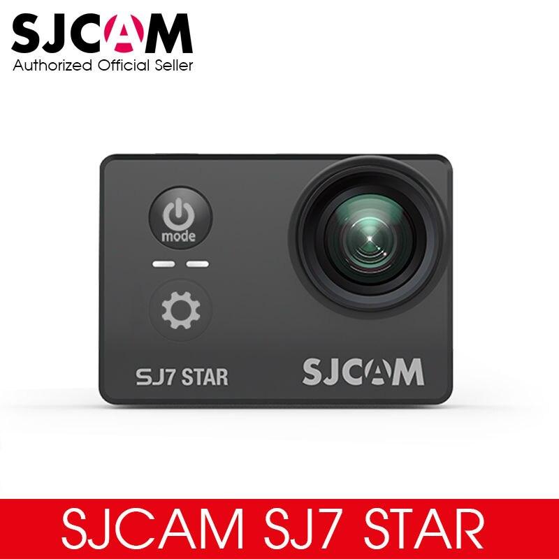 "bilder für SJCAM SJ7 Stern 4 Karat 30fps Ultra HD Action Kamera Ambarella A12 2,0 ""Touchscreen Wasserdichte Fernbedienung Sport DV Batterie Hinzufügen & Ladegerät"