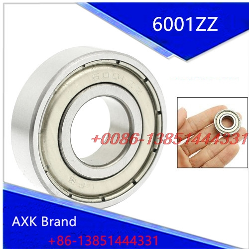 AXK 2X 6001ZZ Double Shielded Deep Groove Ball Bearings 28mm x 12mm x 8mm чайник bosch twk 6001