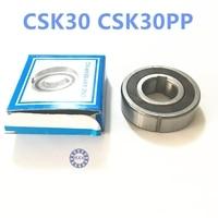 Free Shipping 2pcs 6206 CSK30 CSK30PP BB30 One Way Clutch Bearing 30x62x16 Printer Washing Machine Printing