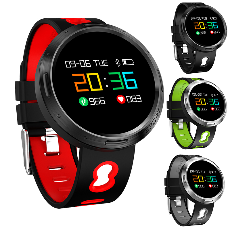 Digital Watches Watches Bangwei New Men Smart Sport Watch Women Led Clock Blood Pressure Heart Rate Monitor Fitness Pedometer Bluetooth Smart Bracelet
