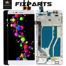Test Working LCD Lenovo A7020 LCD Screen Display with frame Touch Panel Digitizer Assembly Repalcement Parts Lenovo K5 Note LCD стоимость