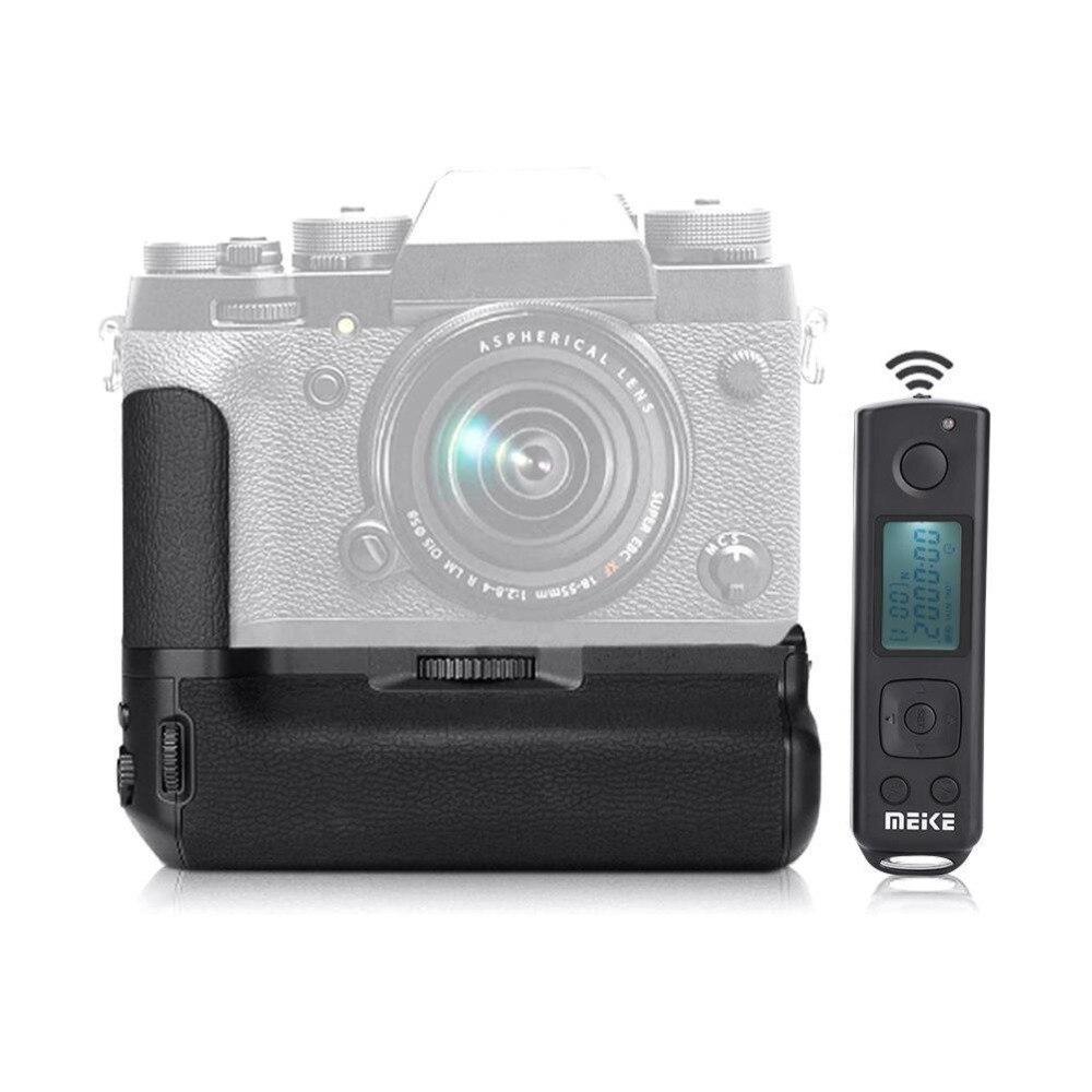 JinTu MK-XT2 Pro Batterie Grip + 2.4g Sans Fil À Distance pour Fuji Fujifilm X-T2 XT2 comme VPB-XT2 REFLEX Caméra W /2-étape déclencheur
