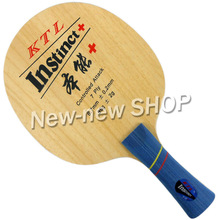 KTL Instinct+ Table Tennis Blade Racket for ping pong paddle