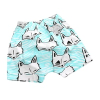 Fashion Cool Style Baby Boys Casual Pant Summer Cartoon Fruit Animals Print Trousers New Soft Cotton Pants For Boy j2