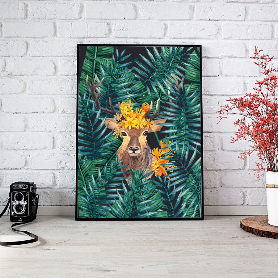 Tropical Wall Decor popular tropical wall pictures-buy cheap tropical wall pictures