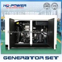 380v Magnetic 10kw Silent Portable Diesel Generator